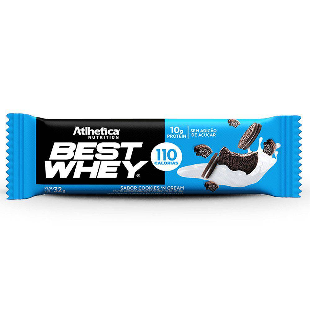BEST WHEY COOKIES - ATLHETICA NUTRITION 32G