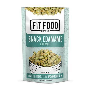 SNACK EDAMAME CROCANTE - FIT FOOD 30G
