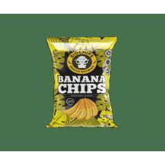 BANANA CHIPS TRADICIONAL SALGADA - BIOCHIPS 55G