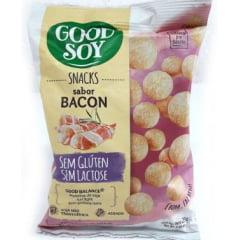 SNACKS GOOD SOY  - SABOR BACON  25G