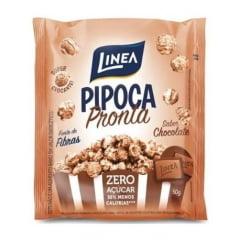 PIPOCA PRONTA SABOR CHOCOLATE- LINEA 50G