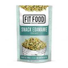 SNACK EDAMAME CROCANTE - FIT FOOD 30G