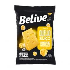 SNACKS SABOR QUEIJO - BELIVE 35G