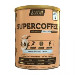 SUPERCOFFEE IMPOSSIBLE  - CAFFEINE ARMY SABOR VANILLA LATE 220G